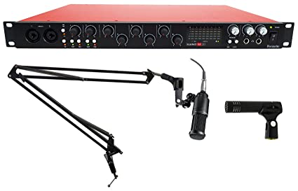 Amazon.com: Focusrite Scarlett 18i20 USB 2.0 Interfaz de ...