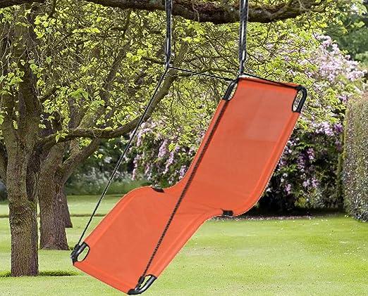 Unbekannt Relaxschaukel Lounge Swing Liegeschaukel Schaukel Amazon