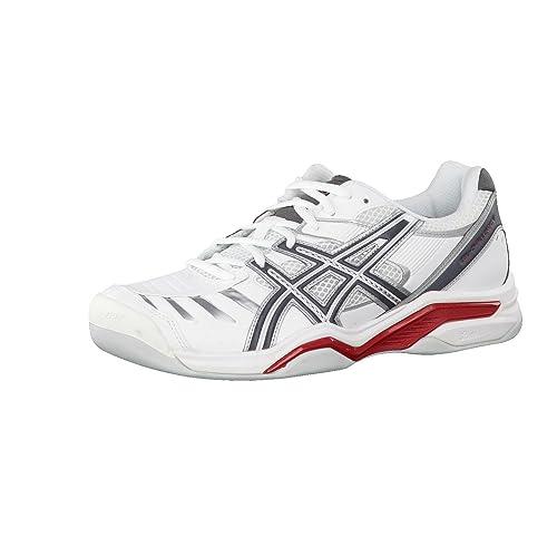 Asics Gel-challenger 9 Indoor - Zapatillas de tenis Hombre: Amazon.es: Zapatos y complementos