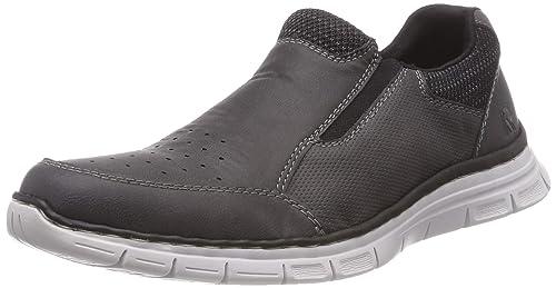 Rieker B4888, Zapatillas sin Cordones para Hombre: Amazon.es: Zapatos y complementos