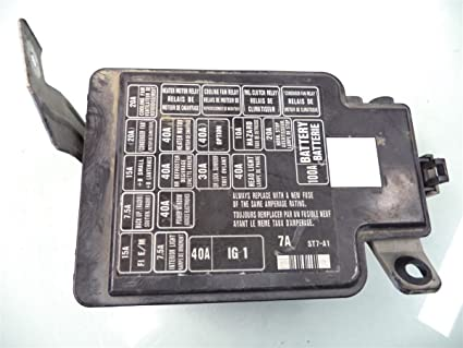 Amazon 98 99 00 01 Acura Integra Under Hood Engine Fuse Relay