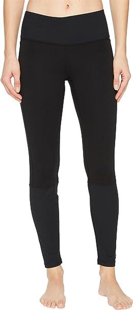 6918a9644e88b Brooks Women's Threshold Tights Black X-Large at Amazon Women's Clothing  store: