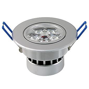 Lemonbest® Dimmable 110V 5W LED Ceiling Light Downlight , Warm White Spotlight  Lamp Recessed Lighting