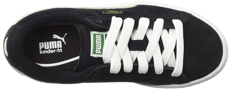 brand new 32739 804d5 Amazon.com   PUMA unisex-child Suede Jr Sneaker   Shoes