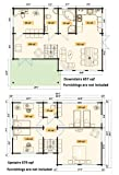 Allwood Eagle Vista | 1336 SQF Cabin Kit