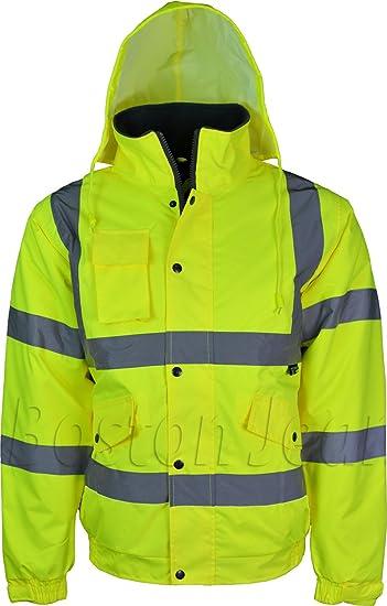 Boston Clothing - Abrigo - Hombre amarillo amarillo XXXL: Amazon.es: Ropa y accesorios