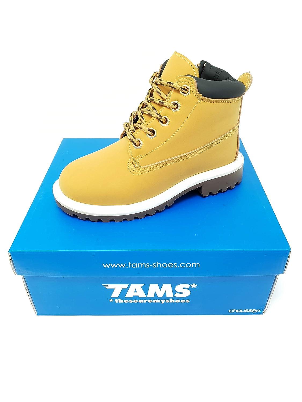 Tams Desert Boots Mixte Enfant