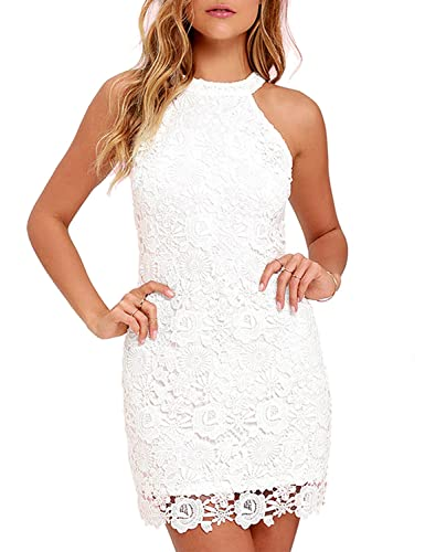 The 8 best short white cocktail dresses under 100