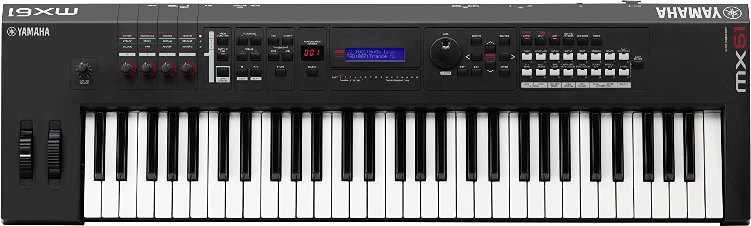 amazon com yamaha mx61 61 key keyboard production station musical rh amazon com yamaha s90xs owners manual pdf yamaha s90xs owner's manual