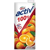 Real Active Orange 1Ltr - with No Added Sugar