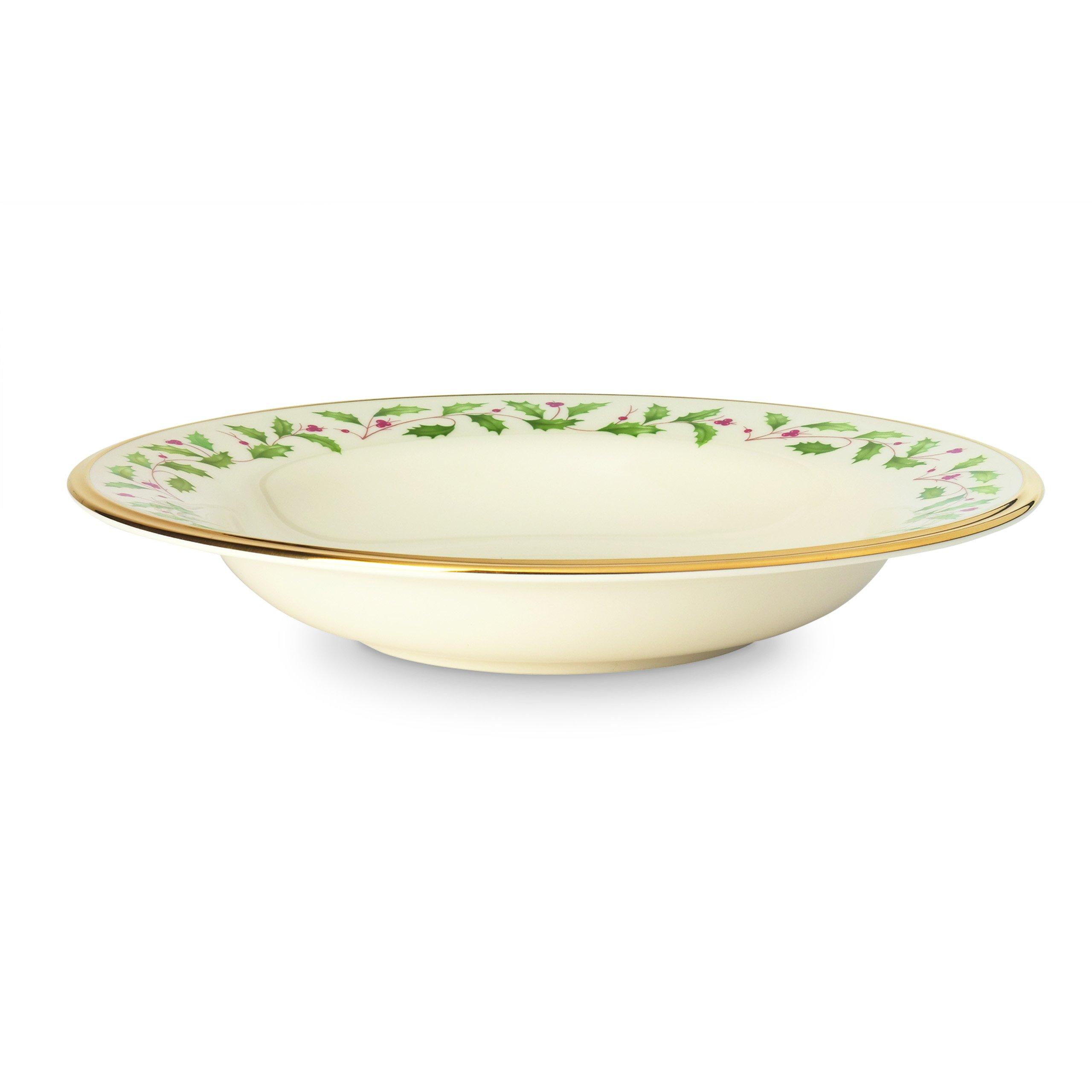 Lenox Holiday Pasta/Soup Bowl