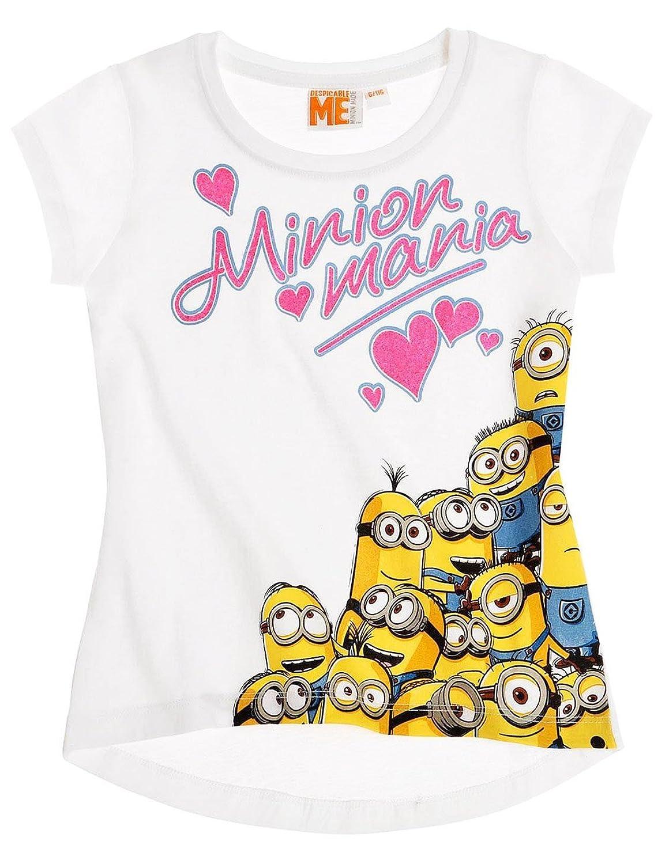 284eabb14 Outlet MINIONS - Camiseta de manga corta - para niña - www.rmnshop.top