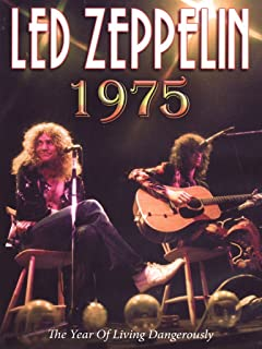 Amazon led zeppelin dazed confused jimmy page robert led zeppelin 1975 a year of living dangerously voltagebd Images
