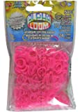 Rainbow Loom Alpha Bands Craft Accessory, Pink, Normal