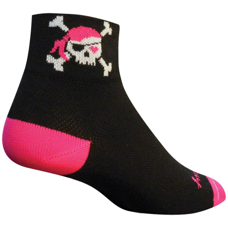 SockGuy Mens Pirate Socks