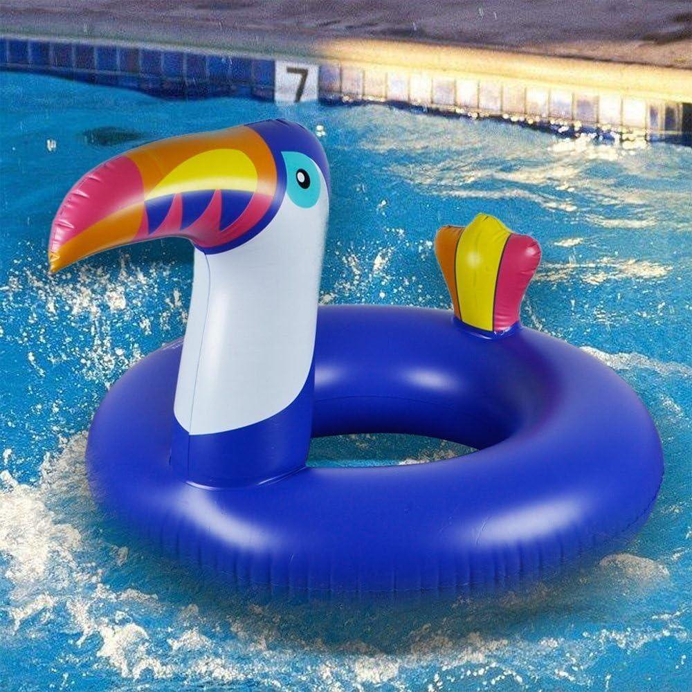 FJROnline Flotador Hinchable Gigante para Piscina, Verano para Piscina, Tumbona Inflable, Flotador, Playa, Juguetes, Piscina, Fiesta, Juguetes para Adultos y Niños: Amazon.es: Deportes y aire libre