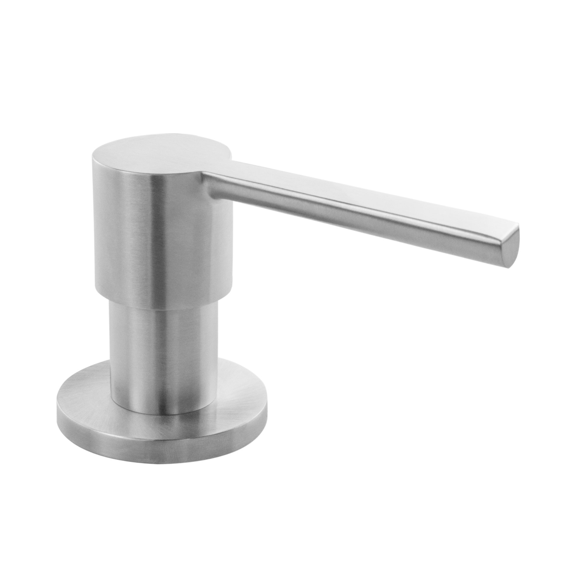 Geyser GF65-S Stainless Steel Soap / Lotion Dispenser with 10 oz. Capacity Bottle by Geyser