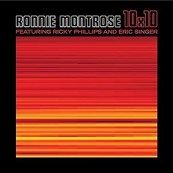 amazon 10x10 ronnie montrose ヘヴィーメタル 音楽