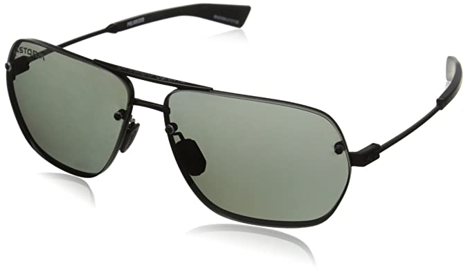 cc0831524366 Amazon.com: Under Armour Aviator, UA HI-ROLL Satin Black/Gray ...