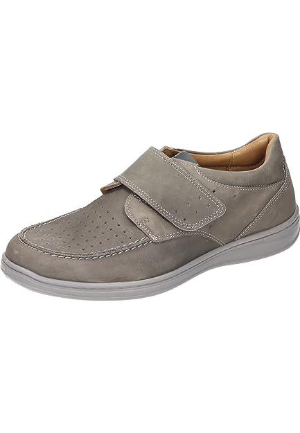 Comfortabel Damen-Slipper Grau 942204-9, Grösse 40