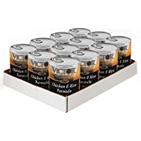 """Victor Chicken & RiceFormula """"Pate"""" Dog Food -Canned, 12/13.2 Oz. Cans"""