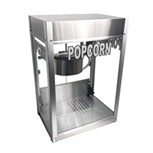 Paragon Professional Series 8 Ounce Popcorn Machine for Professional Concessionaires Requiring Commercial Quality High Output Popcorn Equipment