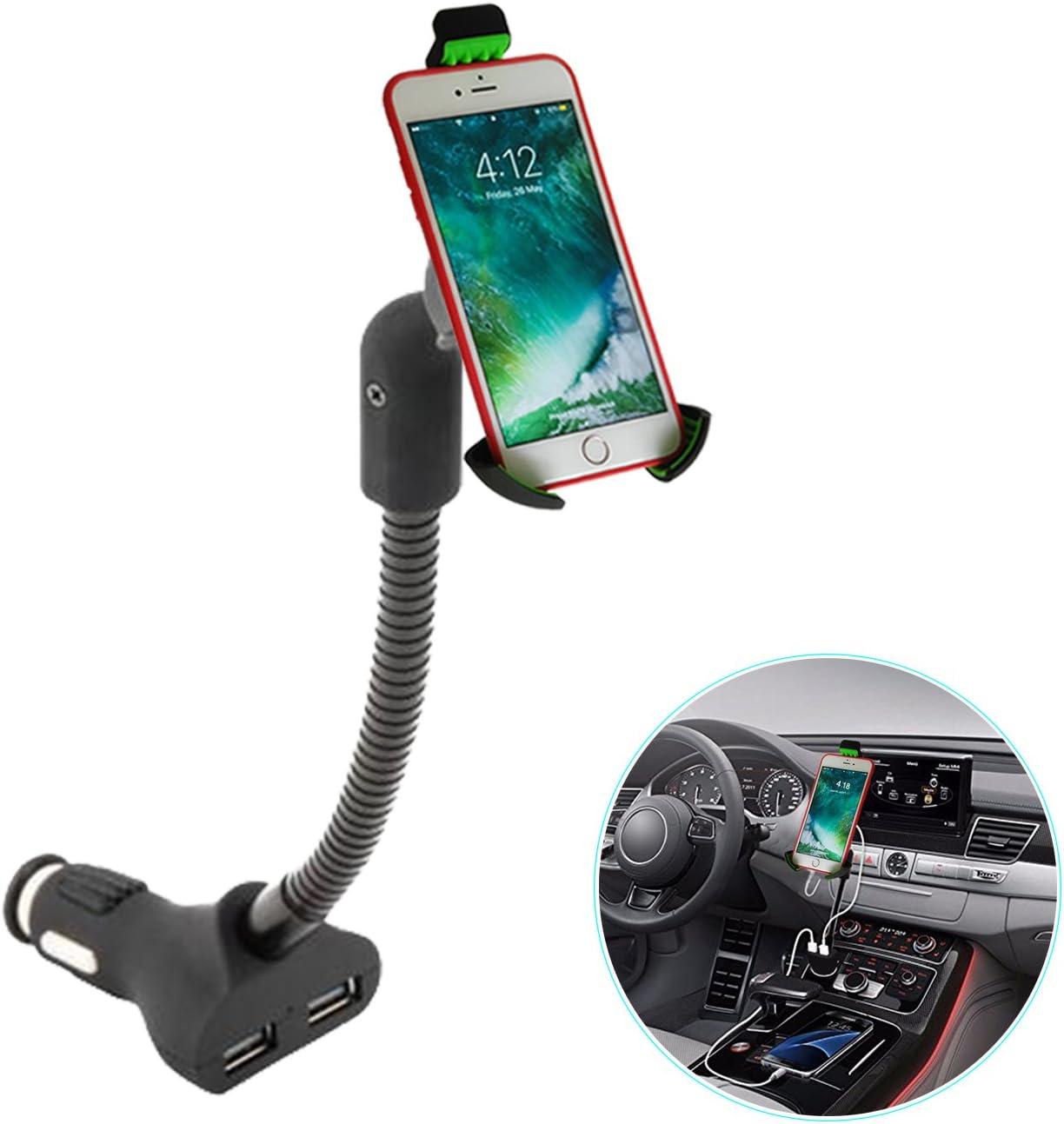 Cargador soporte móvil