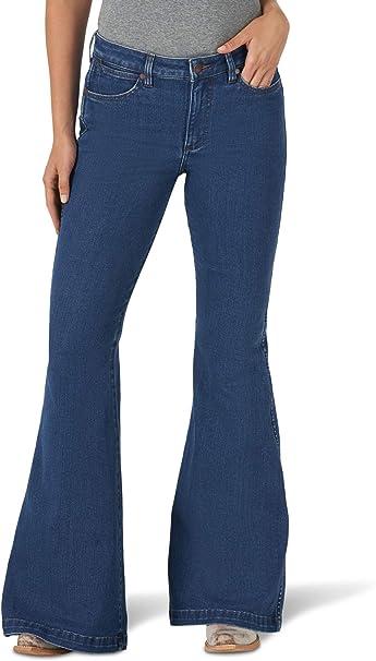 Haut femme Wrangler b/&y Repeat Logo Bleu//Jaune//Blanc Coupe-vent PA1 RRP £ 79.99