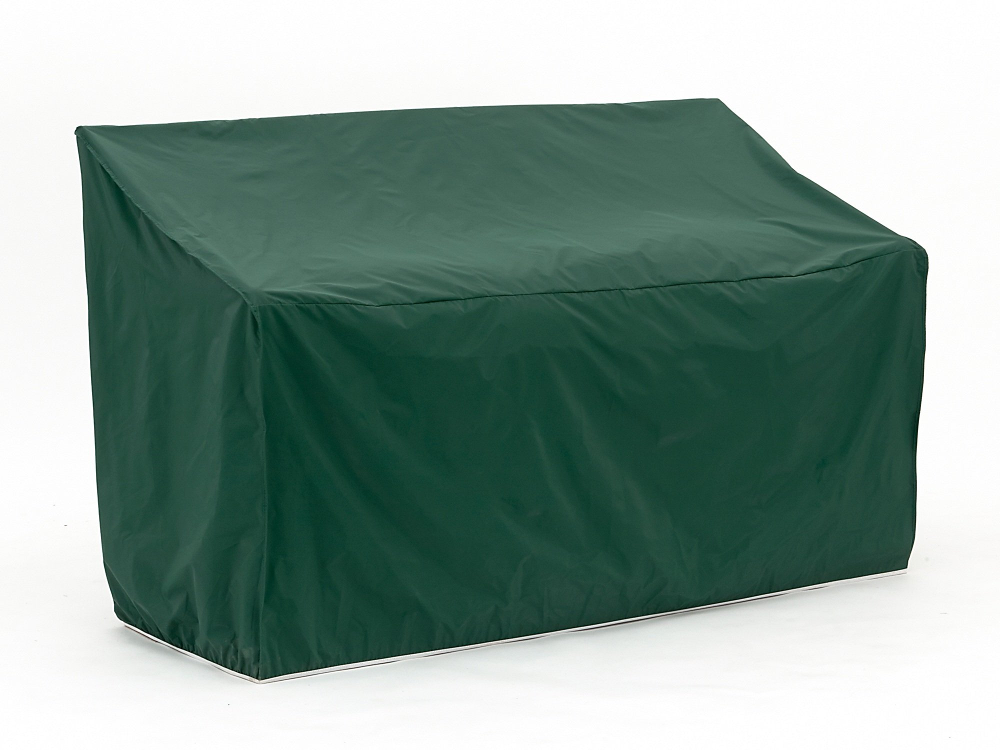 CoverMates – Outdoor Patio Glider Cover – 52W x 32D x 34H – Classic Collection – 2 YR Warranty – Year Around Protection - Green