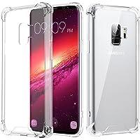 Capa Anti Shock para Samsung Galaxy A8 2018, Cell Case, Capa Anti-Impacto, Transparente