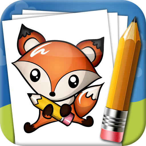 How to Draw step by step Drawing App (Drawing Popular Pad)