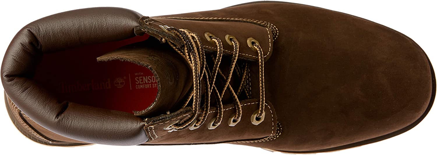 Timberland Radford 6-inch Waterproof Bottes /& Bottines Classiques Homme