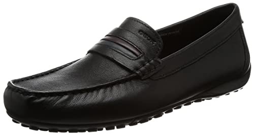 ed56225135 Amazon.com | Geox Men's Snake Moc 2fit 4 Slip on Loafer | Loafers ...