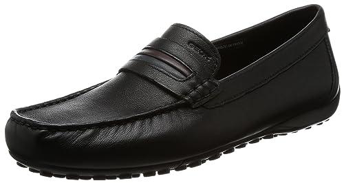 Geox Men s U Snake Moc 2fit a Mocassins  Amazon.co.uk  Shoes   Bags a837f74e58d7