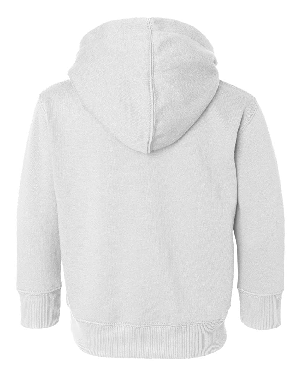 Clementine Toddler Pullover Fleece Hoodie 3326 White 5//6