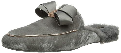 69aae43c795c Ted Baker London Women s Bhaybe Open Back Slippers  Amazon.co.uk ...