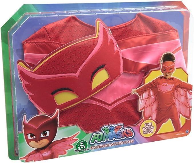Giochi Preziosi PJ Masks PJM074 Traje de fantasía para niños ...