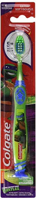 Colgate Kids Teenage Mutant Turtles Toothbrush