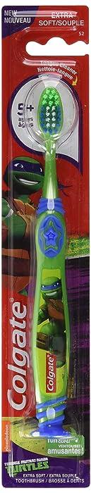 The Best Ninja Turtle Toothbrush For Kids