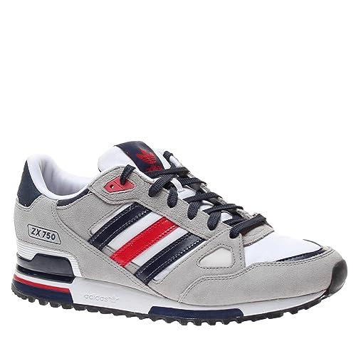 ADIDAS Adidas zx 750 zapatillas moda hombre: ADIDAS: Amazon.es: Zapatos y complementos