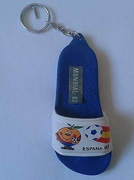 Desconocido Antiguo Llavero DE ÉPOCA Keyring Keychain EN Forma DE ...