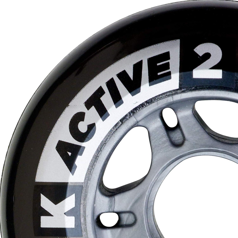 K2 Skate Active 80A 4-Wheel Pack