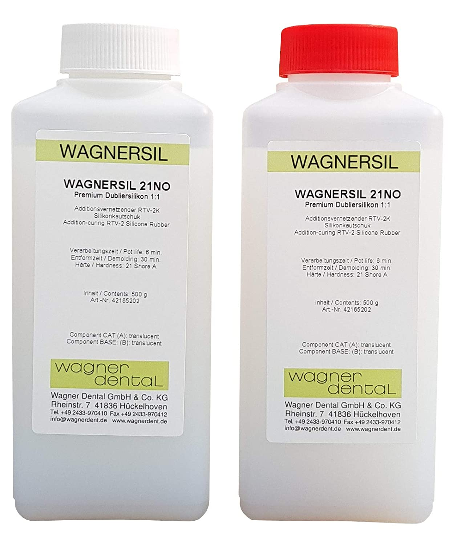 WAGNERSIL 21 NO translúcido de primera calidad de caucho de ...