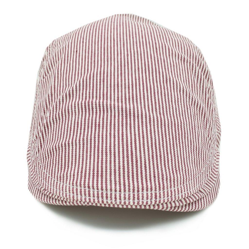 Cool Newboy Cap Flat Sun Hat Men Women Outdoor Beach Flat Hat Lightweight Beret