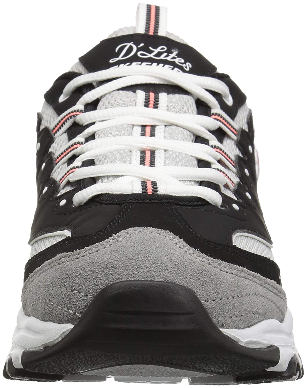 Skechers-D-039-Lites-Women-039-s-Casual-Lightweight-Fashion-Sneakers-Athletic-Shoes thumbnail 135