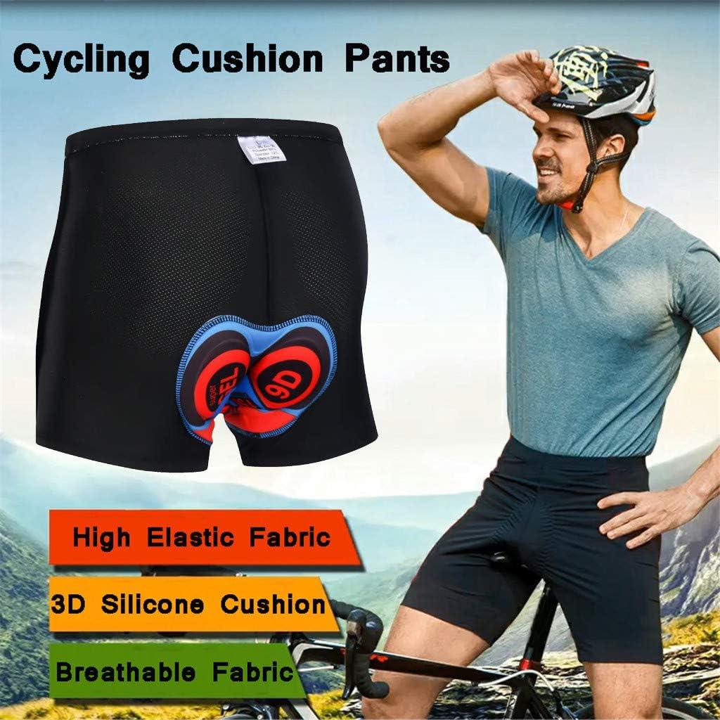 Cycling Bike Underwear 5D Gel Padded Biking Sponge Pants shorts MTB Women Men