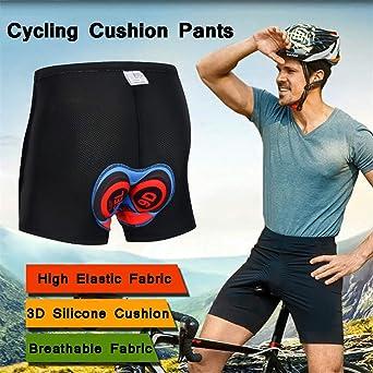 Cycling Gel Pad for Bike Shorts DIY Silicone Cushion Pant Men Replacement Women