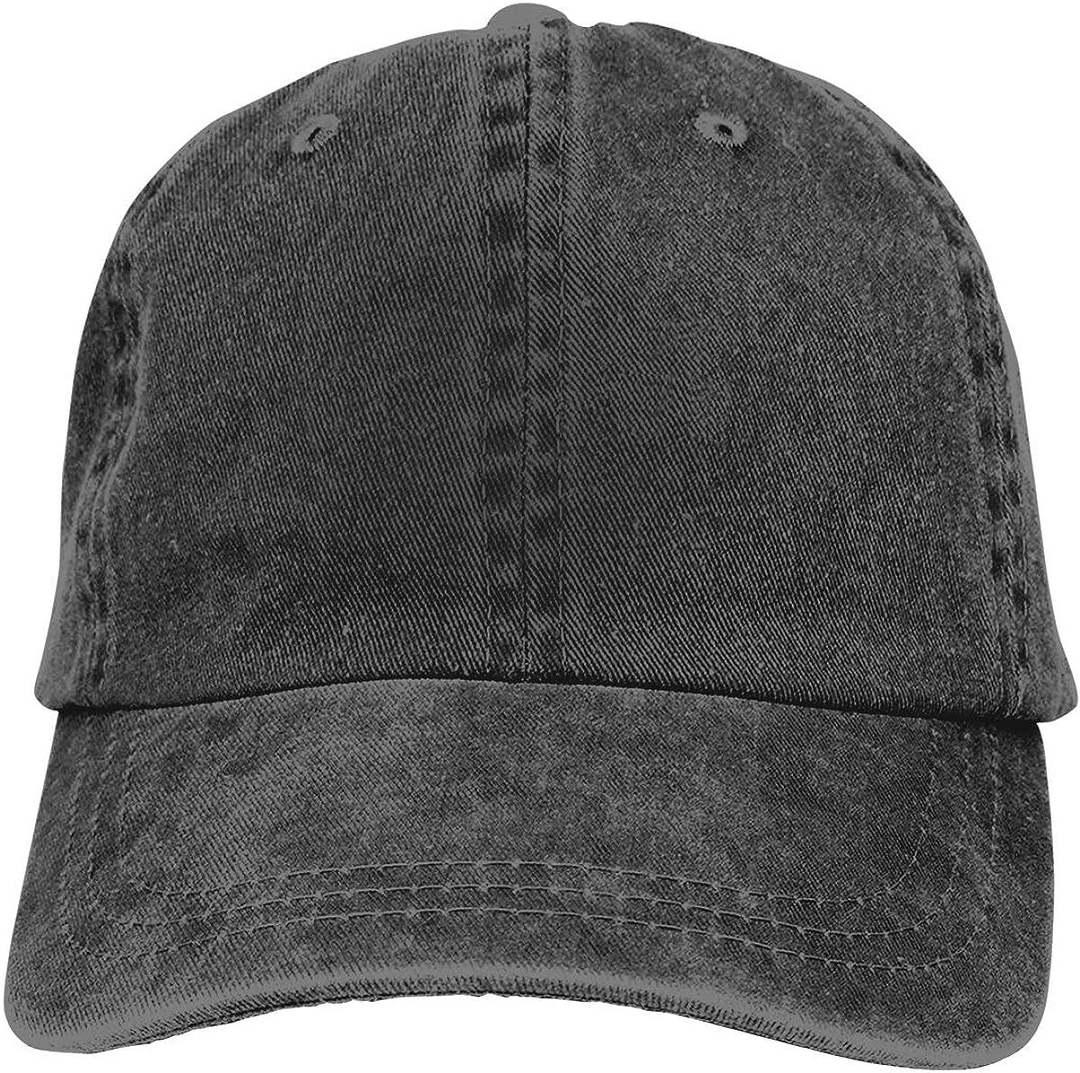 Cool Chicken Tiel with It Fashion Unisex Washed Cap Adjustable Dads Denim Stetson Hat