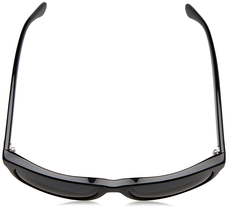 Polo Mens PH4106 Sunglasses Shiny Black//Dark Gray 57mm