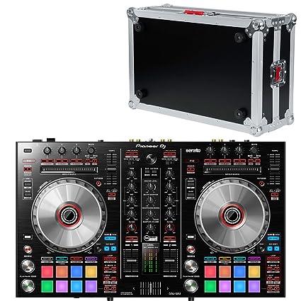 Amazon com: Pioneer DDJ-SR2 Serato DJ Controller w/ Gator Road Case